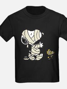 Mummy Snoopy T
