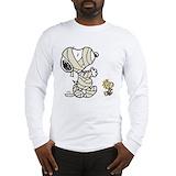 Snoopy Long Sleeve T-shirts