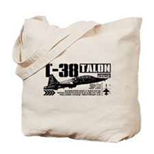 T-38 Talon Tote Bag