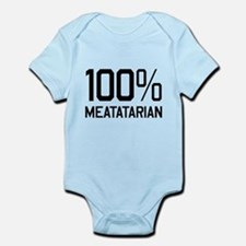 100% Meatatarian Body Suit