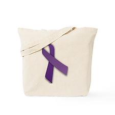 AIDS Awareness Ribbon Tote Bag
