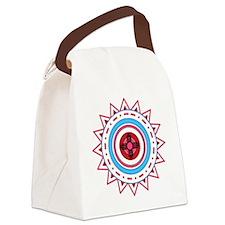 Unique American west Canvas Lunch Bag