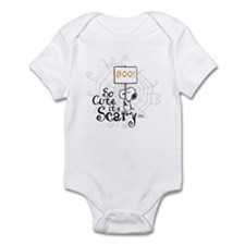 Snoopy: So Cute It's Scary Infant Bodysuit