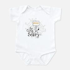 Snoopy: So Cute It's Scary Infant Bodysuit