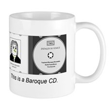 Baroque CD Mugs