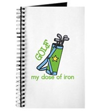 My Dose of Iron Journal