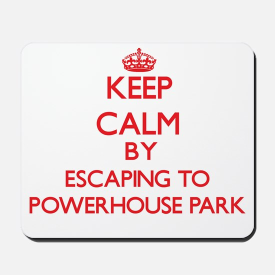 Keep calm by escaping to Powerhouse Park Californi