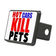 Hot Cars Kill Pets Hitch Cover