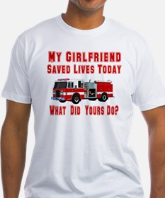 What Did Your's Do? Girlfrien Shirt