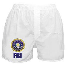Federal Bureau of Inebriation Boxer Shorts