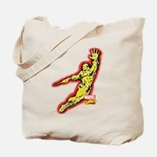 Iron Man Golden Tote Bag