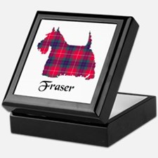 Terrier - Fraser Keepsake Box