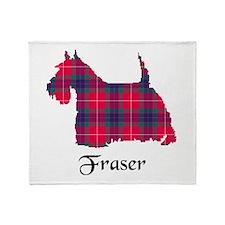 Terrier - Fraser Throw Blanket