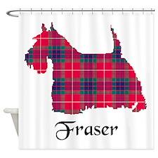 Terrier - Fraser Shower Curtain