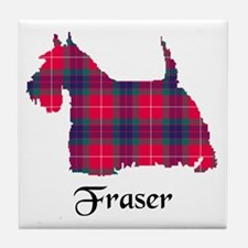 Terrier - Fraser Tile Coaster
