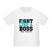 Peritoneal Cancer Fight Boss T