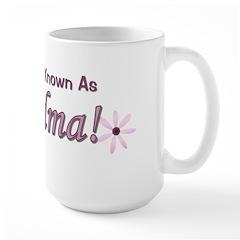 Soon To Be Known As Grandma Mug