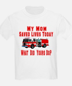 Mom-What Did Yours Do? T-Shirt