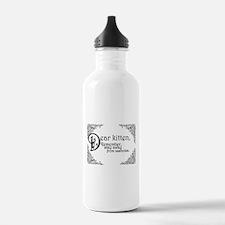 Dear Kitten Water Bottle