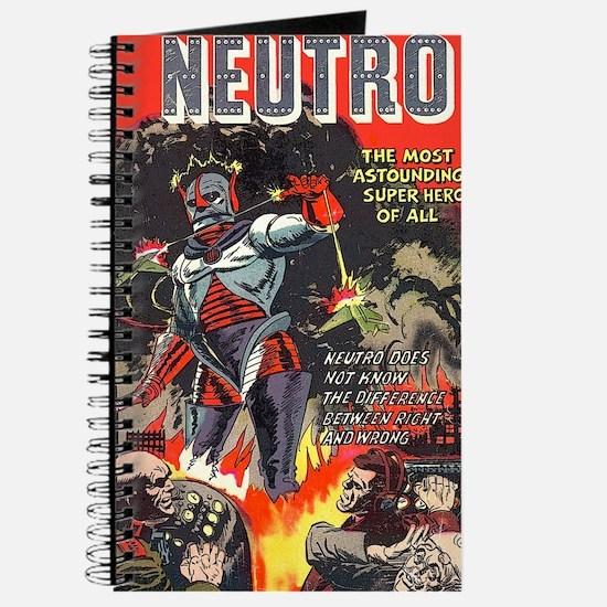 Cute Comic electron manga mecha Journal