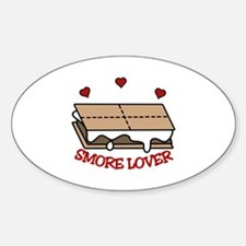 Smore Lover Decal