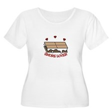 Smore Lover Plus Size T-Shirt