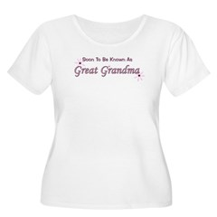Soon To Be Great Grandma T-Shirt
