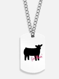 Show Heifer Dog Tags