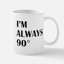 Im always right (angle) Mugs