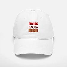 Frying Bacon Baseball Baseball Baseball Cap