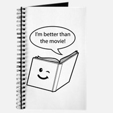 Im better than the movie Journal