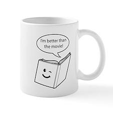 Im better than the movie Mugs