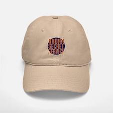 Radar Secret Service Baseball Baseball Cap