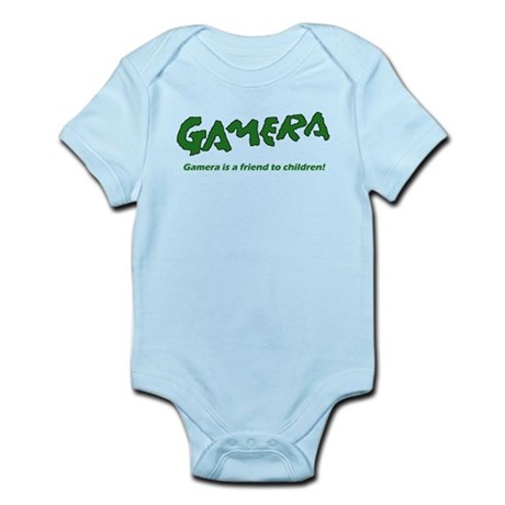 Gamera Infant Bodysuit