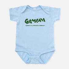 Gamera Onesie