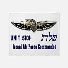 Shaldag: Iaf Commandos Throw Blanket
