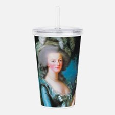 Marie Antoinette with Acrylic Double-wall Tumbler