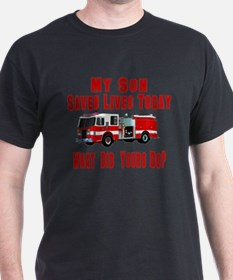 Son-What Did Yours Do? T-Shirt