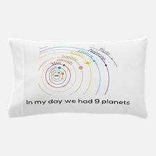 9 planets Pillow Case