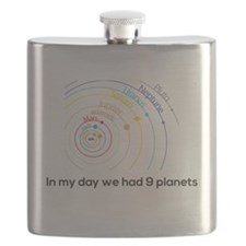 9 planets Flask