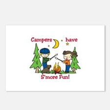 Smore Fun Postcards (Package of 8)