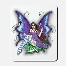 Hair Stylist Fairy Design Mousepad