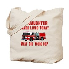 Daughter-What Did Yours Do? Tote Bag
