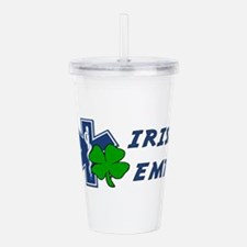 Irish EMT Acrylic Double-wall Tumbler
