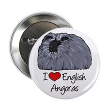"I Heart English Angoras 2.25"" Button"