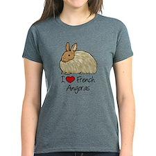 I Heart French Angora T-Shirt