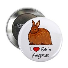 "I Heart Satin Angoras 2.25"" Button"