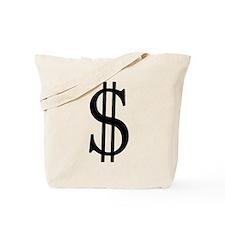 Dolla Dolla Bill Tote Bag