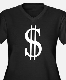 Dolla Dolla Bill Plus Size T-Shirt