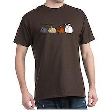 The Angora Rabbits T-Shirt